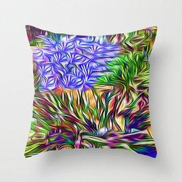 Visionary Focus Throw Pillow