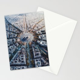 Arc De Triomphe, Paris Stationery Cards