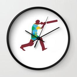 West Indies Cricketer, West Indies Cricket Gift Wall Clock