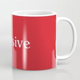 abrasive woman Coffee Mug