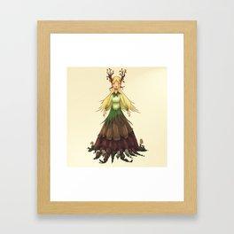 Beauty of the Forest Framed Art Print