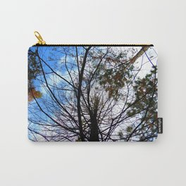 Branches Carry-All Pouch