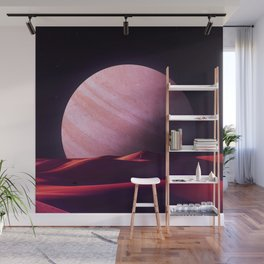 Jupiter Sound Wall Mural