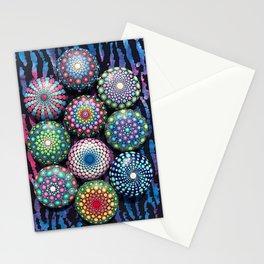 Mandala Stones Stationery Cards