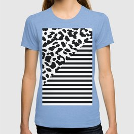 Leopard Stripes T-shirt