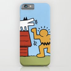 Keith Haring + Charles Schulz Slim Case iPhone 6
