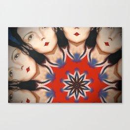 Kaleidoscope C12 Canvas Print