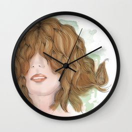 'See No Evil' Wall Clock