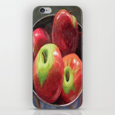 Cortland Apples iPhone & iPod Skin