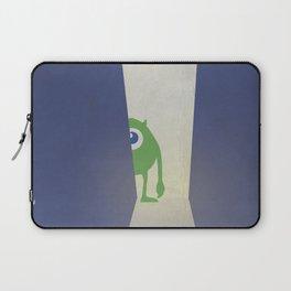 Monsters Inc. Walt Disney Alternative Movie Poster Laptop Sleeve