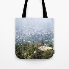 Los Angeles Hikers Tote Bag