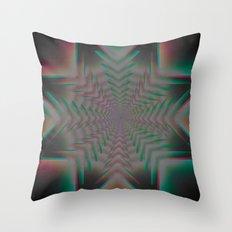 Tron Star Throw Pillow