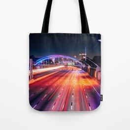 Southern Lights Tote Bag