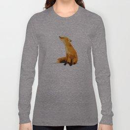 The Chillin' Fox Long Sleeve T-shirt