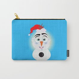 Lolo AlfsToys wants to become in Olaf Carry-All Pouch