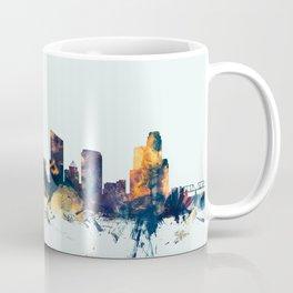 Grand Rapids Michigan Skyline Coffee Mug