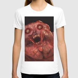 Mutant Ninja Turtles fan art, Krang unleashed T-shirt