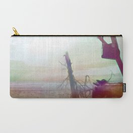 Driftwood Beach Carry-All Pouch