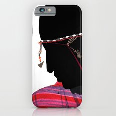 Maasai Man iPhone 6s Slim Case