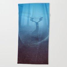 C e r v u t o C o n t r o l u c e Beach Towel