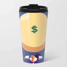 Papa's Got a Brand New Bag Metal Travel Mug