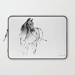 Horse (Lunging) Laptop Sleeve