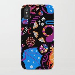 Animales Interiores  iPhone Case
