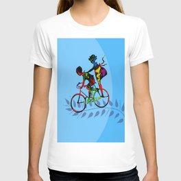 light sky T-shirt