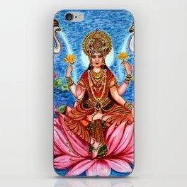 Goddess Lakshmi iPhone Skin