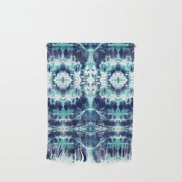 Celestial Nouveau Tie-Dye Wall Hanging