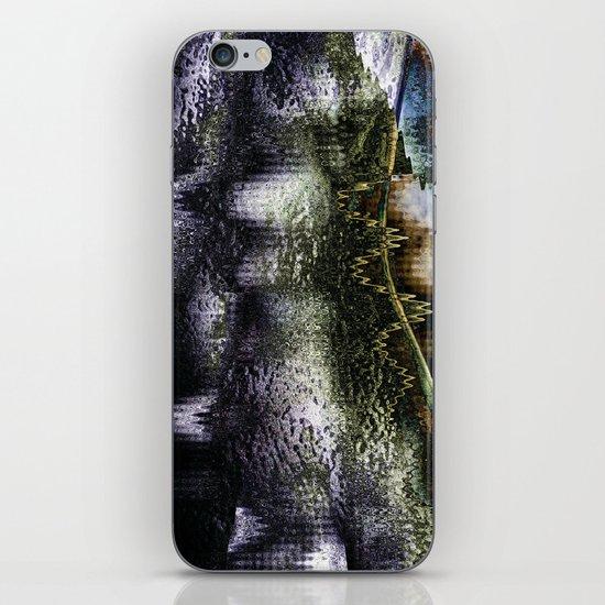 Belly iPhone & iPod Skin