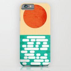 Sun over the sea iPhone 6s Slim Case