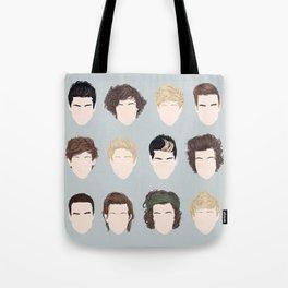 Hairstyles – 2 Tote Bag