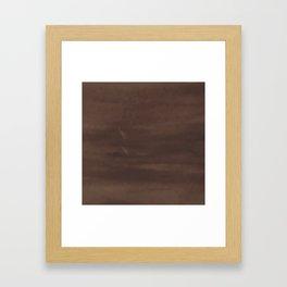 Chestnuts Roasting Framed Art Print