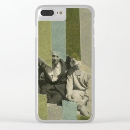 Not Visible Clear iPhone Case