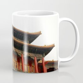 Forbidden City Building Coffee Mug