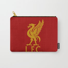 LFC Red Gold Logo Carry-All Pouch