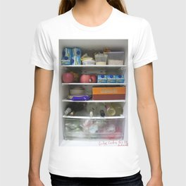 Fridge Candies Oct 1   [REFRIGERATOR] [FRIDGE] [WEIRD] [FRESH] T-shirt