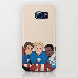Cap Cubed Part Two iPhone Case