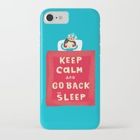 keep calm iPhone & iPod Cases featuring keep calm by Jill Howarth
