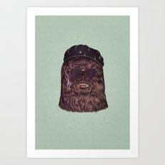 che bacca Art Print