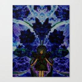 Eexxoneration Canvas Print