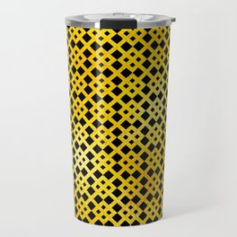 Art Deco Mystere Pattern Travel Mug