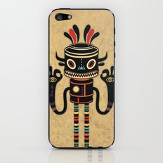 Tribe Gathering iPhone & iPod Skin