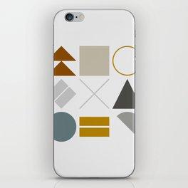Mid West Geometric 02 iPhone Skin