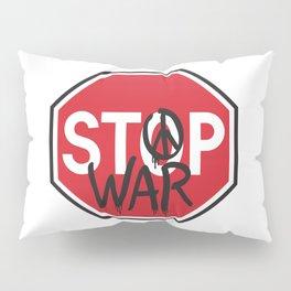 Stop War Pillow Sham