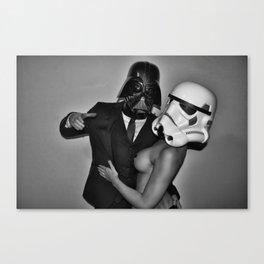 Vader's Favorite Canvas Print