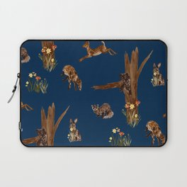Woodland Creatures Laptop Sleeve