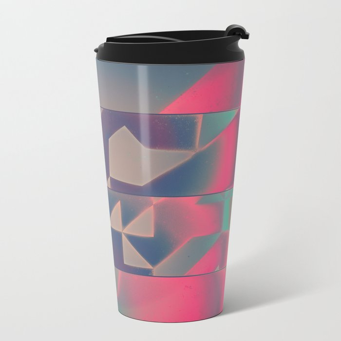 Please Excuse Yourself And Leave Metal Travel Mug