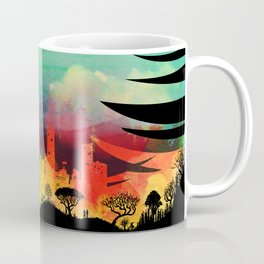 In Flying Colours Coffee Mug